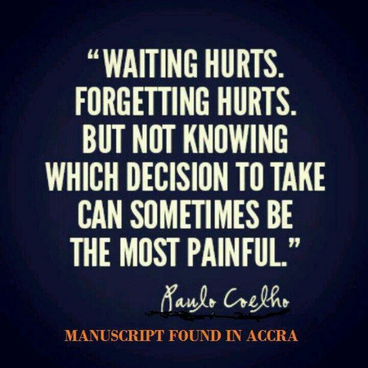 Quotes About Making Hard Decisions Making Tough Decisions Quotes