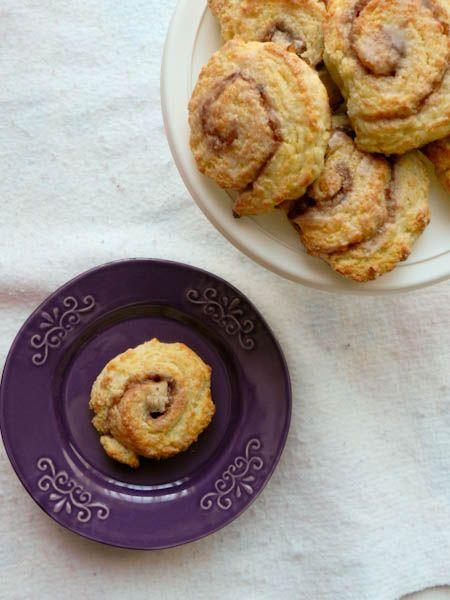 Cinnamon Roll Scones | Recipes | Pinterest