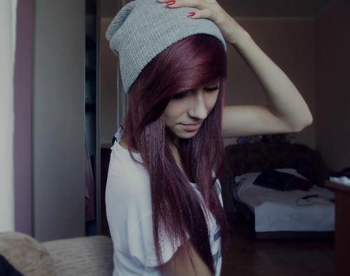 Love the color ! | hair styles | Pinterest