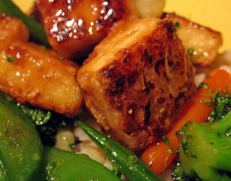 The Ultimate Tofu Stir Fry | Vegan Recipes | Pinterest