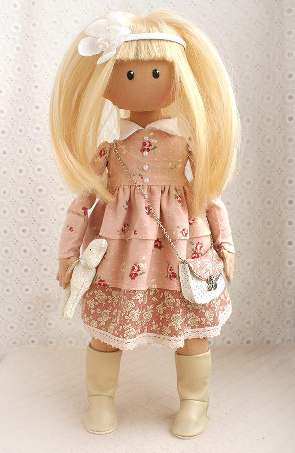 Ханифи ручной работы: кукла