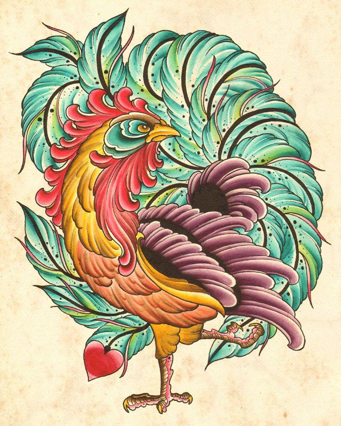 Sarimanok Arniettattoo Tattoo Pinterest