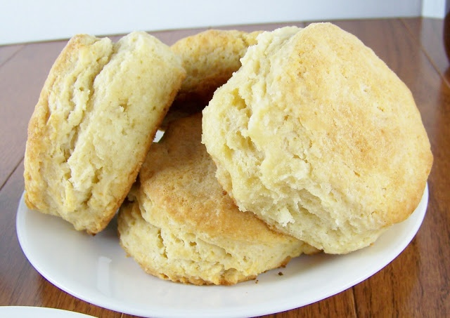 Flaky Buttermilk Biscuits | Breads, Biscuits, Muffins, Scones | Pinte ...