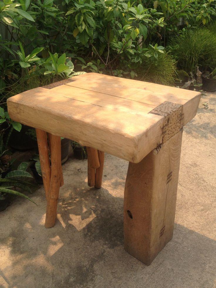 Reused Recycled Wood Furniture Genus Furniture Pinterest