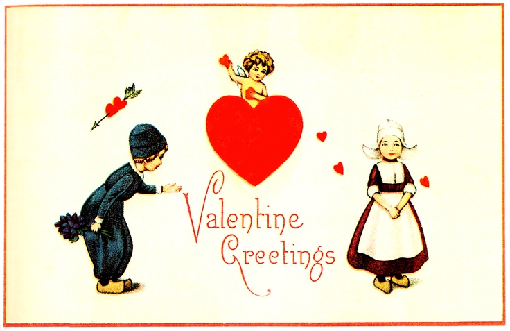 valentine day video card download