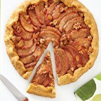 Apple-Walnut-Ginger Galette | Bite me | Pinterest