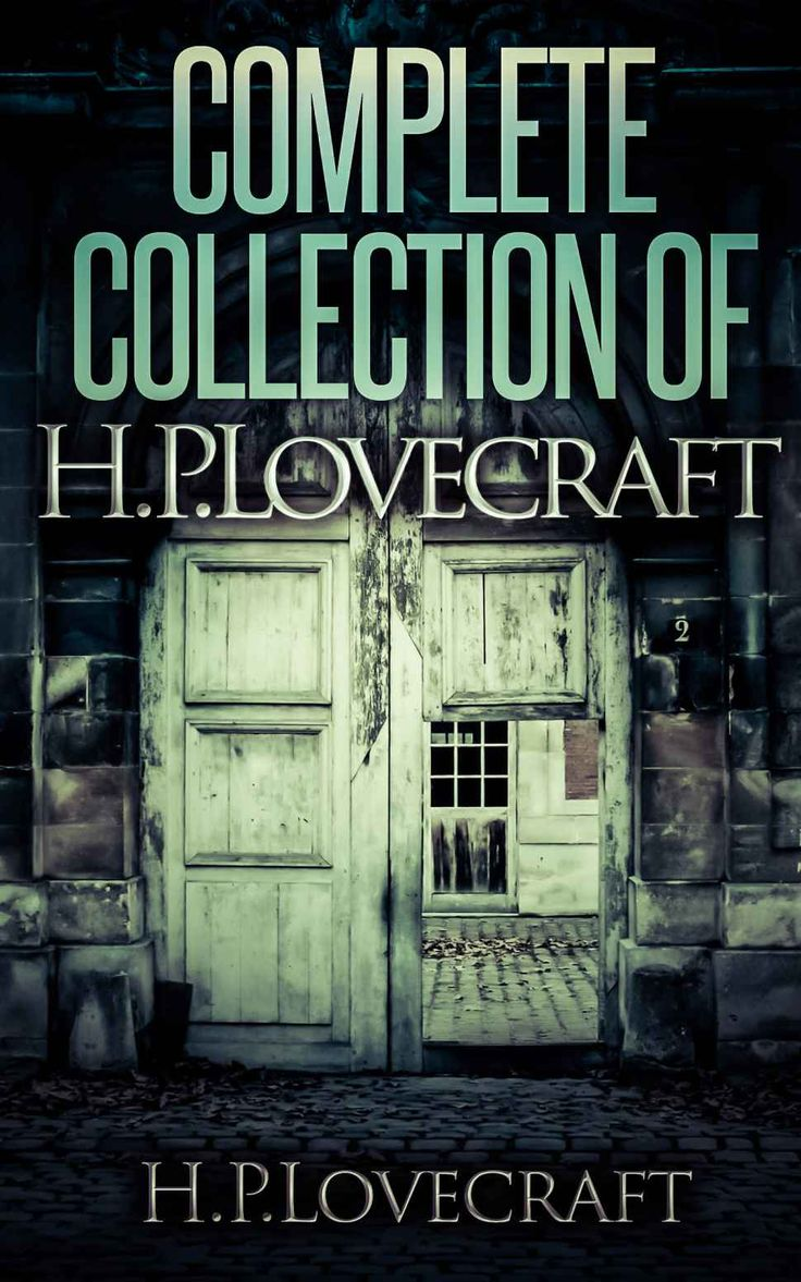 Complete Collection Of H.P.Lovecraft - 150 eBooks With 100+ Audio Book Links(Complete Collection Of Lovecraft's Fiction, Juvenilia, Poems, Essays And Collaborations) - Kindle edition by H.P. Lovecraft, Orintage Publishing. Literature & Fiction Kindle eBooks @ Amazon.com.