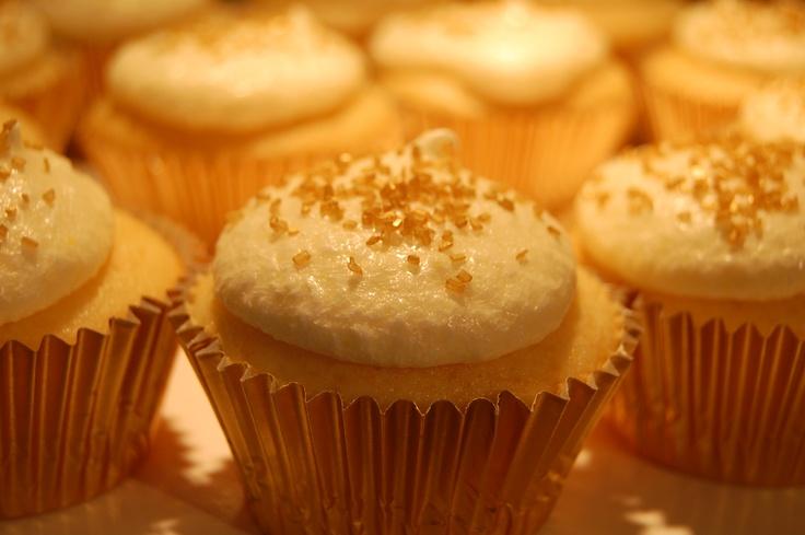 Mimosa Cupcakes | Recipe
