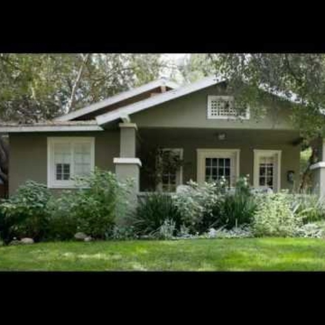 Craftsman One Story Houses Pinterest