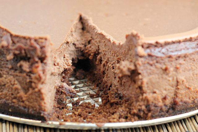 Eats Well With Others: Recipe: Guinness Chocolate Cheesecake