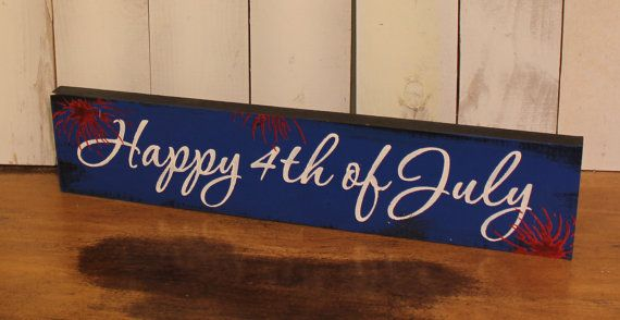 sign for july 4th