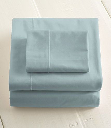 280 Thread Count Pima Cotton Percale Sheet Fitted