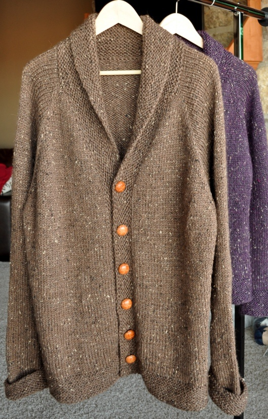 Knit cardigan pattern knitting Pinterest