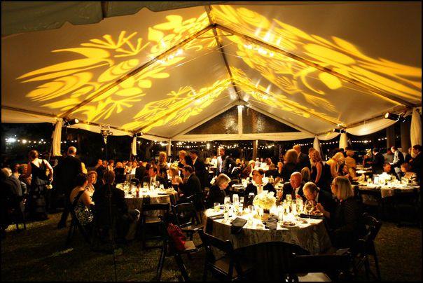 tent lighting party planning ideas pinterest