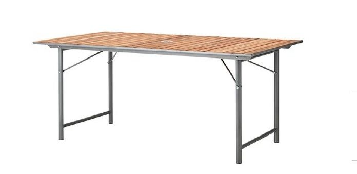 folding outdoor dining tables ikea