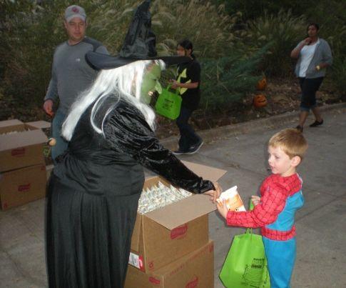 halloween attractions okc