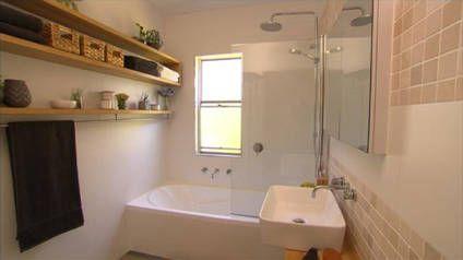 Better Homes And Gardens Bathroom Makeover Tara Dennis