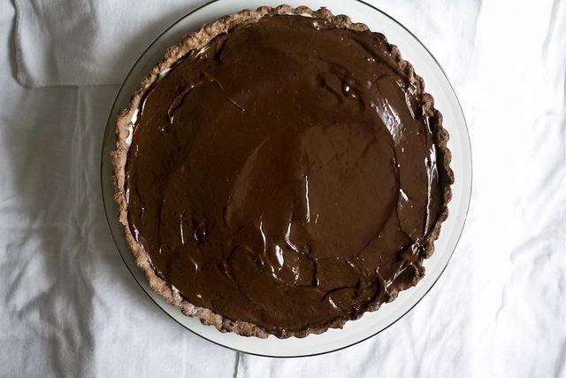 chocolate espresso tart | Food | Pinterest