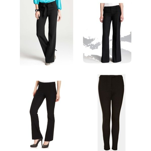 """""""Best Black Pants for Style Dial #3"""" by nadam1 on Polyvore"""
