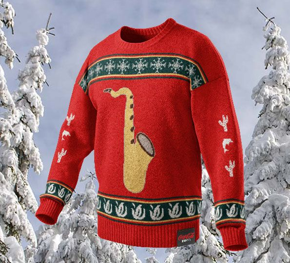 Design Your Own Ugly Christmas Sweater