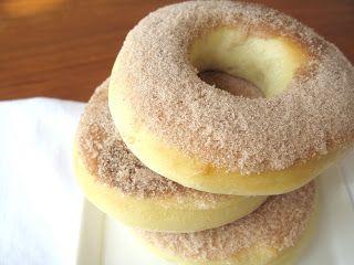 baked cinnamon sugar donuts | Babycakes Donut Maker | Pinterest
