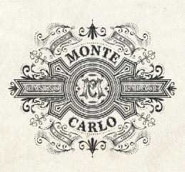 Monte Carlo - #Vintage Typography