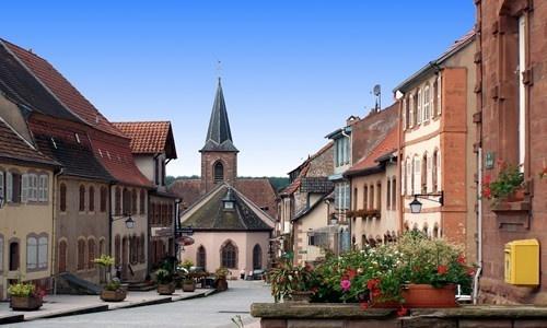 La Petite-Pierre France  city photos gallery : La Petite Pierre Alsace France   Travel   Pinterest