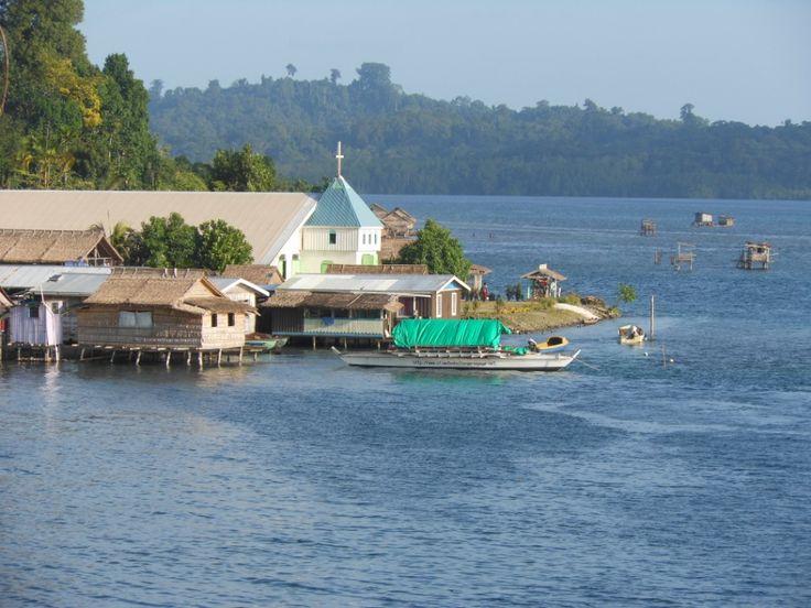 Isabel Province Island Solomon Islands