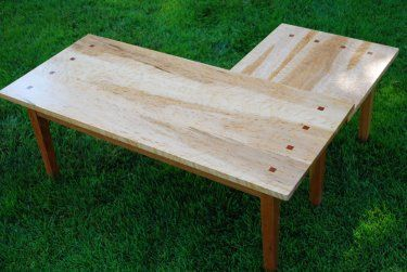 L Shaped Coffee Table For The Home Pinterest