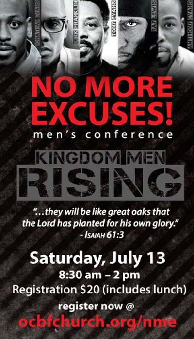 Bible fellowship men s conference on july 13 2013 in dallas texas