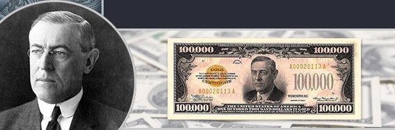 100,000 Bill. Y... $100000 Bill