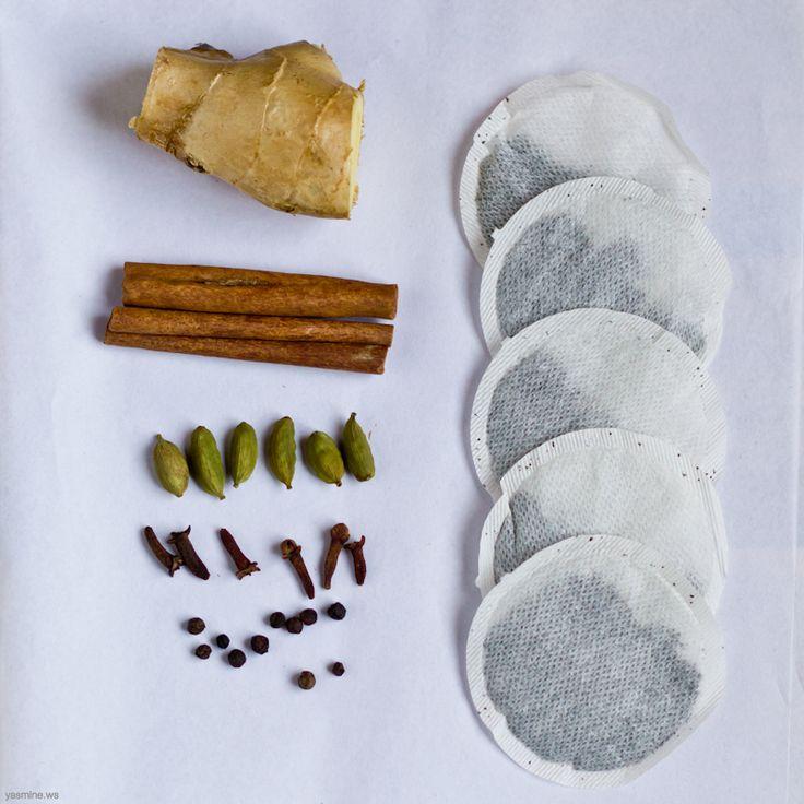 Homemade Chai | Pure Motivation | Pinterest