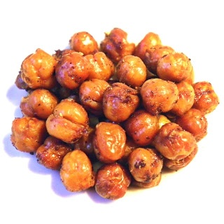 Paprika roasted chickpeas | holistic and happy | Pinterest
