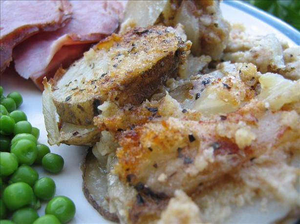 Creamy Au Gratin Potatoes from Food.com: Au Gratin Potatoes are ...