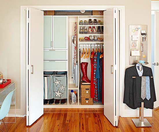 Bedroom Closet Organization 10 Great Ideas Busy Days Begin On The