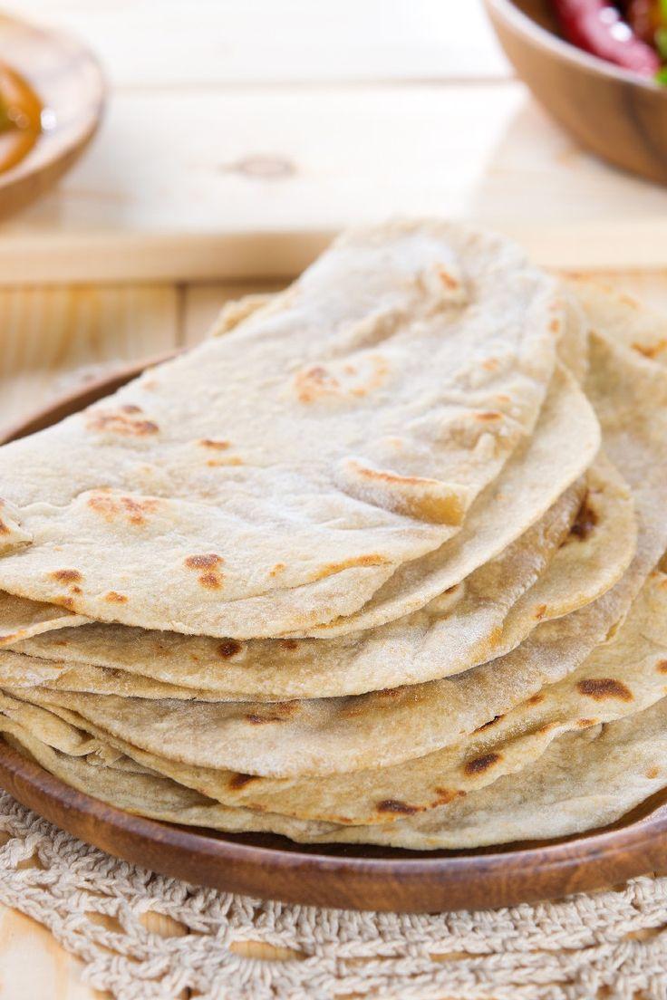 Homemade Flour Tortillas Recipes — Dishmaps
