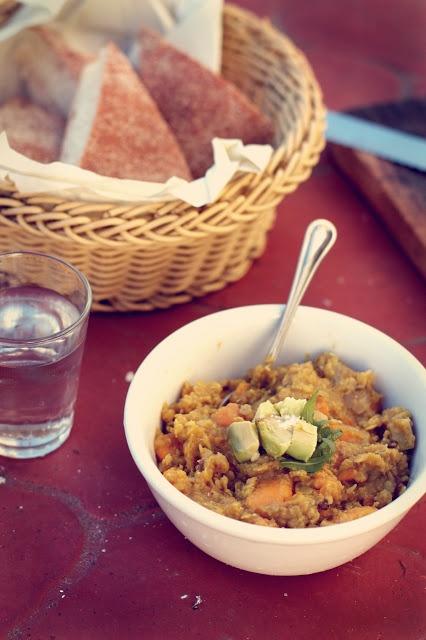 Lentil sweet potato stew | Cooking- Soups & Stews | Pinterest