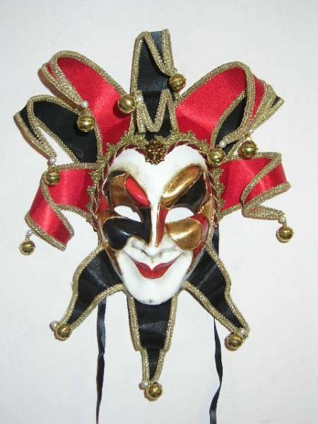 Venetian Jester | Masks | Pinterest