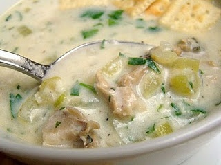 Oyster Stew | Food | Pinterest