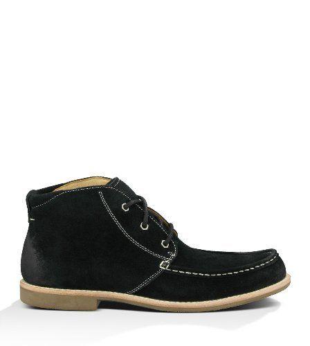 ugg australia mens via lungarno leather boots