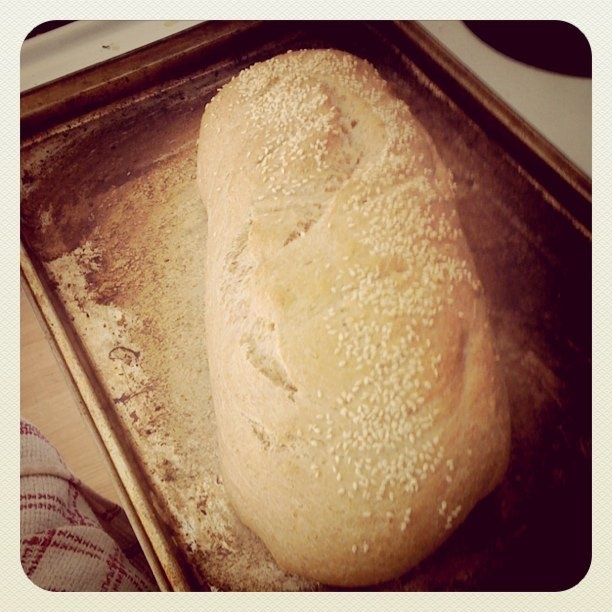Whole Wheat Baguette | Recipes to Try | Pinterest