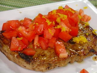 Caribbean Jerk Pork Chops Recipe — Dishmaps