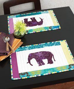 free quilting patterns for table runners | quilting