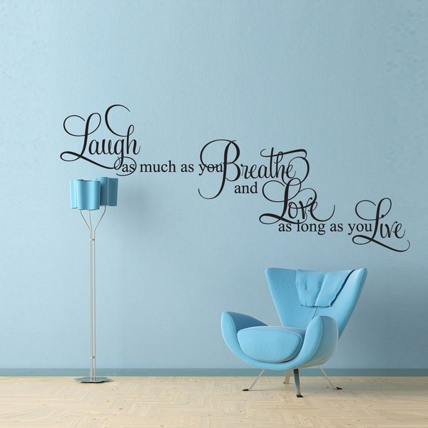 Cheap Wall Decor Thoughts Phrases Scripture Pinterest