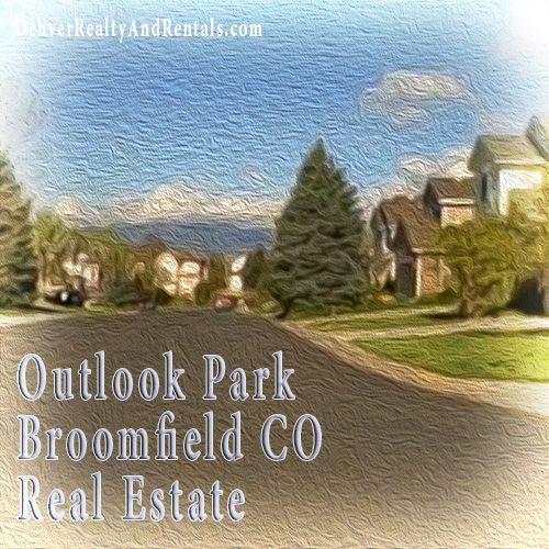 Outlook park broomfield co real estate colorado living pinterest
