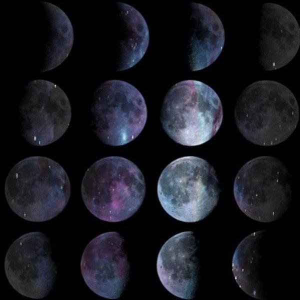 Free Printable Moon Phase Calendar | Calendar Template 2016