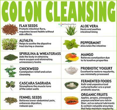 Foods to Eat to Detox Your Colon