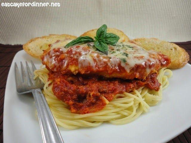 Skillet Chicken Parmesan | Chicken Again? Why Not!! | Pinterest