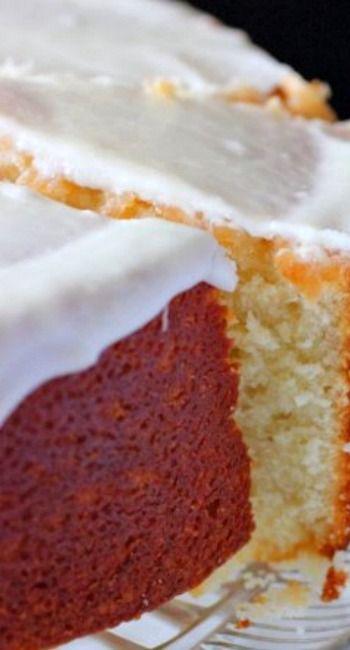 Louisiana Crunch Cake | Food Ideas! | Pinterest