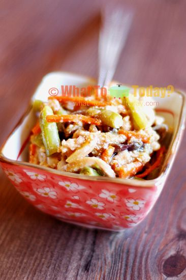 STIR-FRY CHICKEN WITH GINGER: This stir-fry chicken with ginger was ...